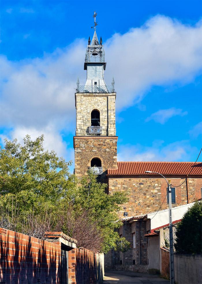 Iglesia de Benavides de Órbigo