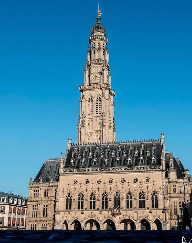 torre municipal de Arrás