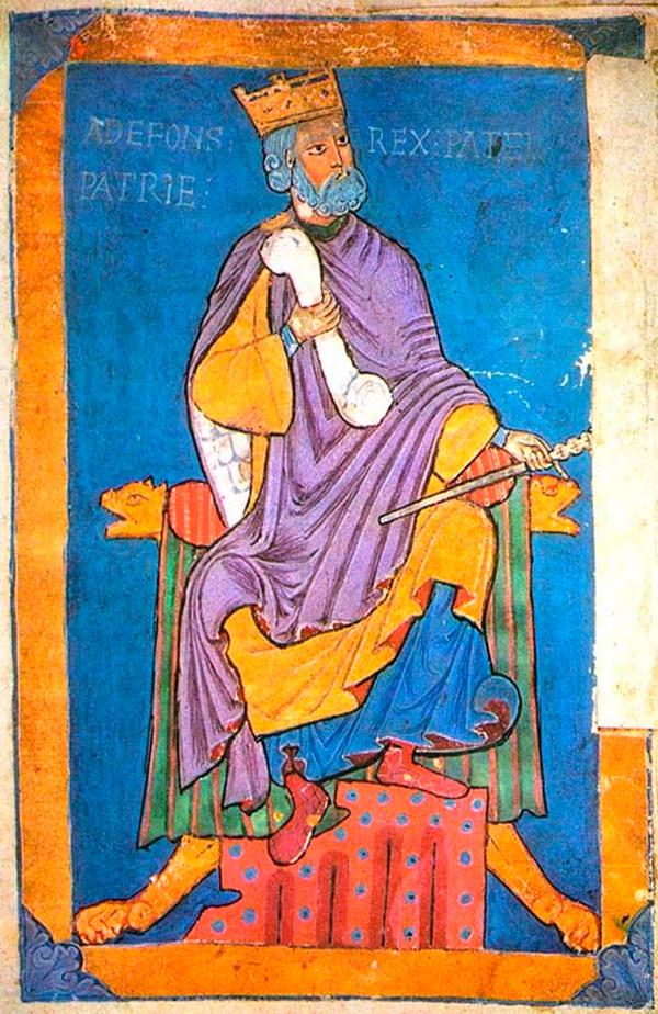 Alfonso VI emperador