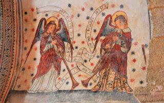 pinturas santa maria de melide