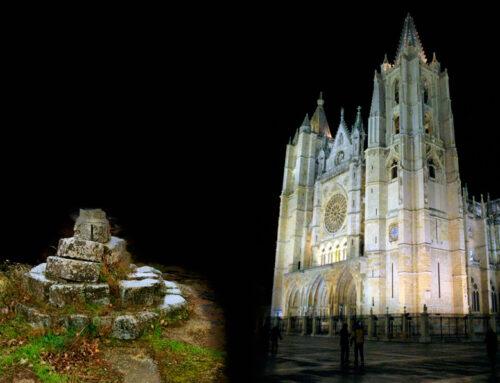 Un hito medieval del Camino de Santiago