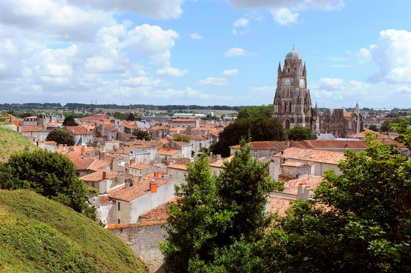 Catedral de Saintes