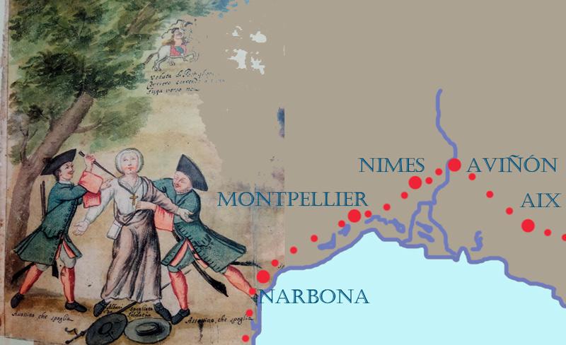 NIcola Albani por Francia