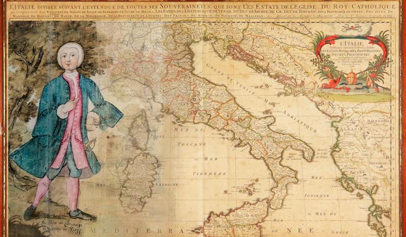 nicola albani mapa italia