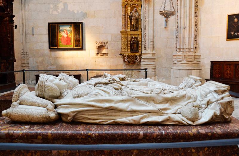 Sepulcro de los Condestables. Catedrl de Burgos