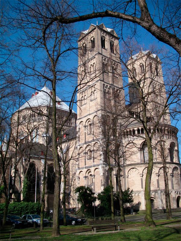 San Gereón, Colonia