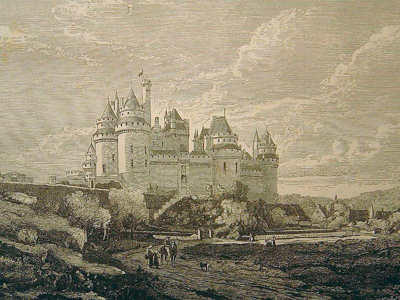 Pierrefonds castillo