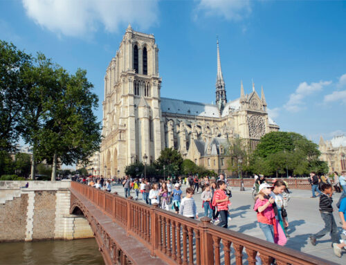 París: la emoción urbana de Hermann Künig