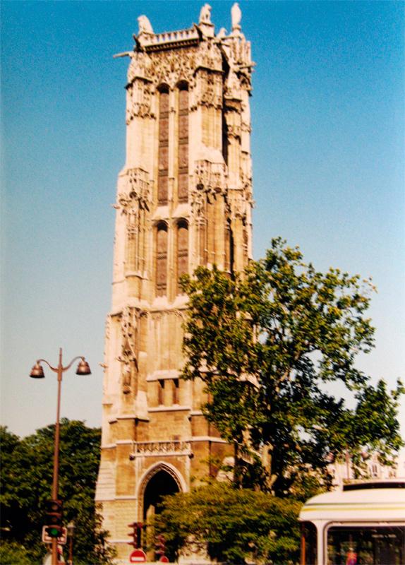 Torre de Saint Jacques