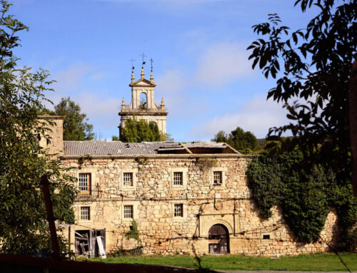 Imperial Abadía de Santa María de Obarenes