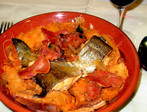 Gastronomía en el Camino: las sopas de ajo