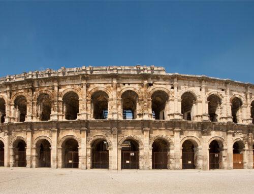 Nimes: ecos de Roma en el Camino de Santiago