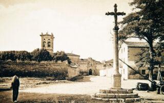 Hospital del Rey y Crucero en Burgos