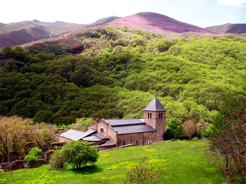 San Pedro de Montes, Ponferrada