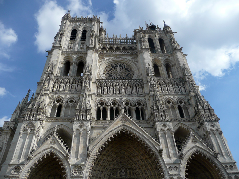 Catedral de Amiens