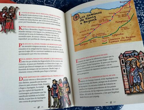 El peregrinaje de Künig para escolares