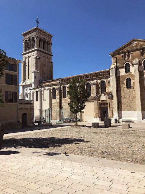 catedral de Valence, Francia