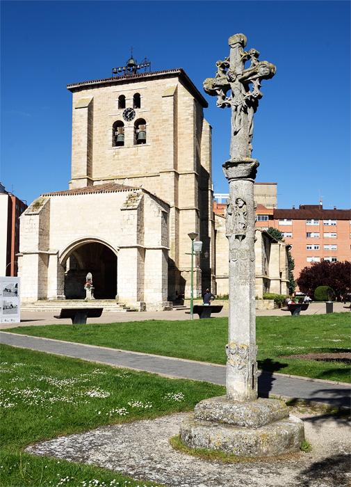 crucero de Gamonal, Burgos