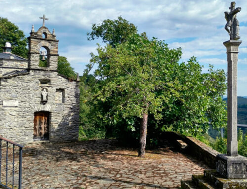 Los cruceros del Camino de Santiago