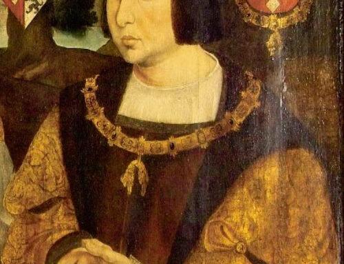 Antoine de Lalaing, peregrino a Compostela
