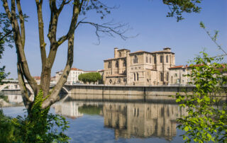 Romans-sur-Isère: colegiata de saint Barnard