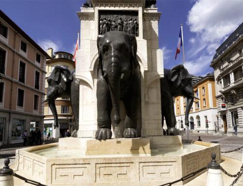 Chambéry, en el camino de Künig