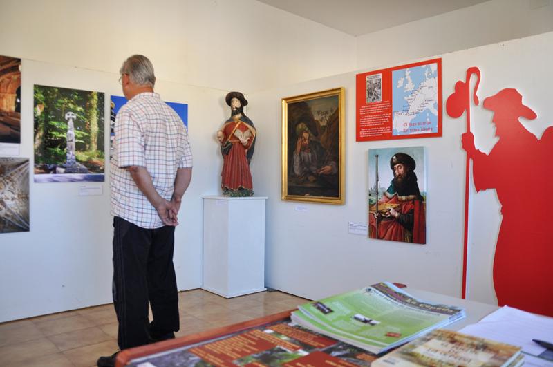 Exposición sobre los pasos de Hermann Künig