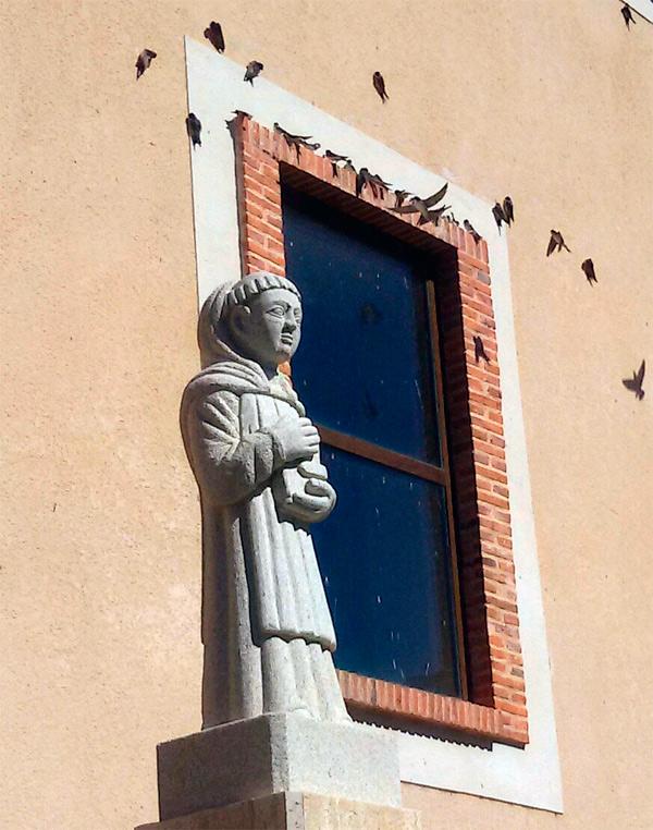 San benito románico de villamejil