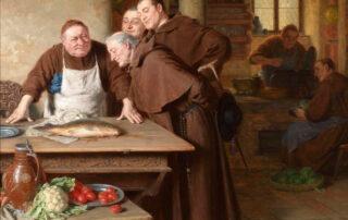 ciocina del convento