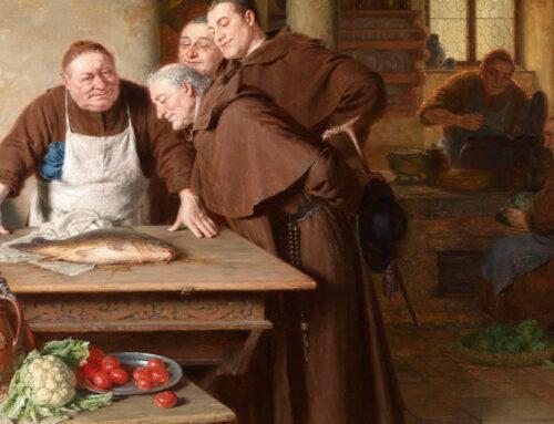 Giacomo Antonio Naia: el gozo del yantar