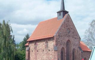 Iglesia del viajo convento servita de Vacha