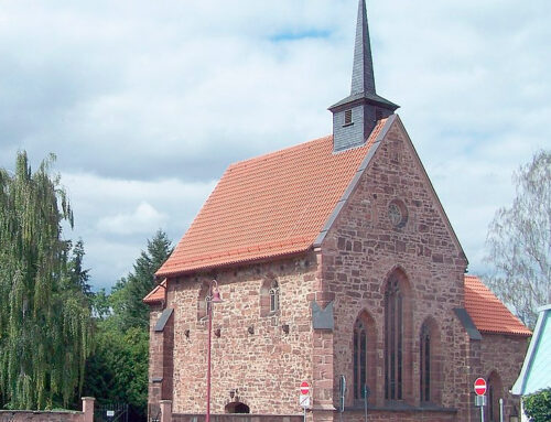 Vacha y el convento de Künig